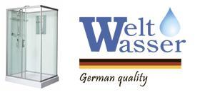 Кабины WeltWasser