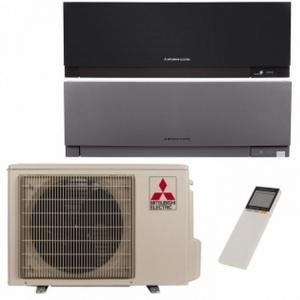 Мульти сплит система на 2 комнаты Mitsubishi Electric MXZ-2D42 VA / MSZ-EF22 VE (B/W/S) - 2 шт