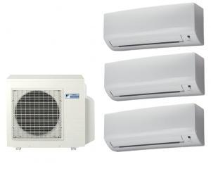 Мульти сплит система на 3 комнаты Daikin 3MXS52E / FTXB25B1V1 3шт