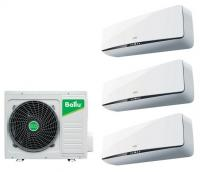 Мульти сплит система на 3 комнаты Ballu B3OI-FM/out-24HN1 / BSEI-FM/in-07HN1 / BSEI-FM/in-09HN1*2