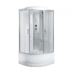 Душевая кабина Erlit Comfort ER2509TP-C3 90х90 с гидромассажем матовое стекло