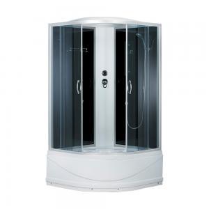 ДушеваякабинаErlitComfort ER3510TP-C4100х100 тонированное стекло