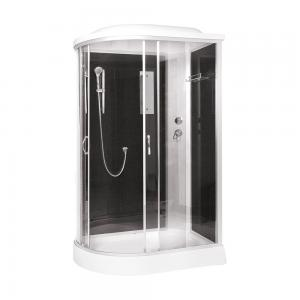ДушеваякабинаErlitComfort ER3512PR-C4-RUS120х80 тонированное стекло