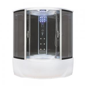 Душевой бокс Erlit Comfort ER4350T-C2 150х150 с гидромассажем