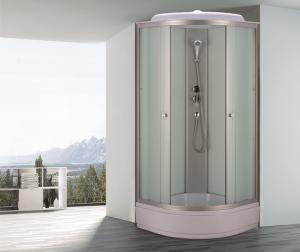 Душевая кабина Niagara Eco NG-3304-14 90х90 профиль серебро матовое стекло