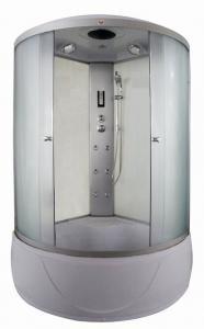 Душевая кабина Parly Bianco В118 118х118 матовое стекло