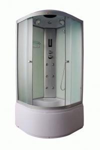 Душевая кабина Parly Bianco B100 100х100 матовое стекло