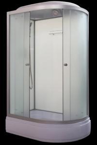Душевая кабина Parly Bianco BM120L 120х80 матовое стекло