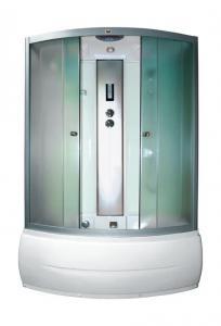 Душевой бокс Parly Bianco BN140 135х75 матовое стекло