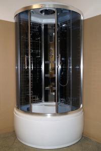 Душевая кабина Parly Super SP100 100х100 тонированное стекло