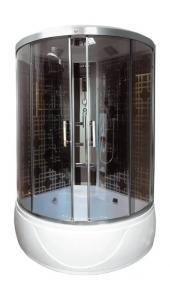 Душевая кабина Parly Super SP118 118х118 тонированное стекло