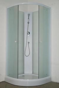 Душевая кабина Parly Tomorrow TM911 85х85 жемчужное стекло