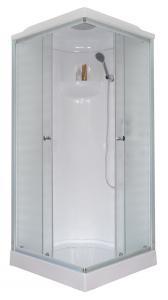 Душевая кабина Royal Bath RB80HP1-M 80х80 матовое стекло