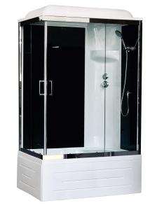 Душевая кабина Royal Bath RB8120BP6-BT-CH-R 120х80 правая