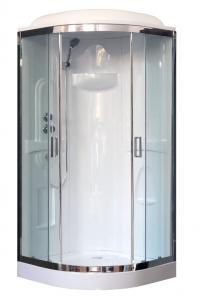 Душевая кабина Royal Bath RB90HK1-T-CH 90х90