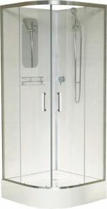 Душевая кабина RGW Andaman AN-052 90х90 профиль хром блестящий