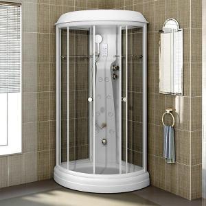Душевая кабина Radomir Беата 100х100 прозрачное стекло