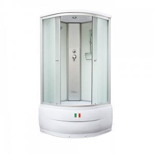 Душевая кабина Maroni Bergamo WD-003S 90х90 прозрачное стекло
