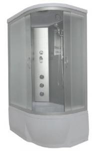 Душевая кабина River Desna 120/90/46 МТ L матовое стекло с гидромассажем