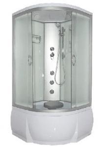 Душевая кабина River Desna 90/46 МТ матовое стекло с гидромассажем