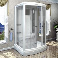 Душевая кабина Radomir Диана 3 140х108 прозрачное стекло