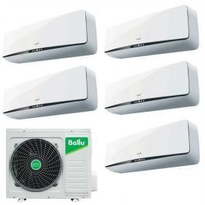 Мульти сплит система на 5 комнат Ballu B5OI-FM/out-42HN1 (Внутренние блоки до 12,5 кВт)
