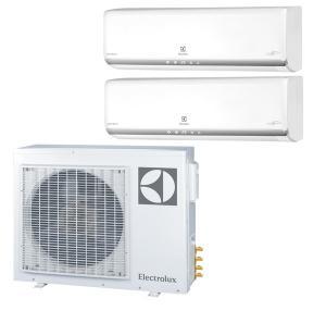 Мульти сплит система на 2 комнаты Electrolux EACO/I-18 FMI-2/N3_ERP / EACS/I-09HM FMI/N3_ERP 2 шт.