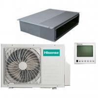 Канальная сплит-система Hisense HEAVY CLASSIC AUD-24UX4SLL1 DC INVERTER