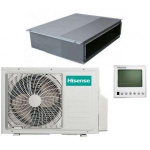 Канальная сплит-система Hisense HEAVY CLASSIC AUD-48UX4SHH DC INVERTER
