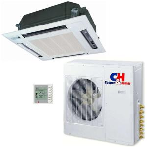 Инверторный тепловой насос Cooper&Hunter CH-IC24NK4 / CH-IU24NK4 NORDIC Commercial