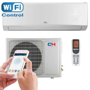 Бытовой тепловой насос Cooper&Hunter CH-S24FTXE (Wi-Fi) серия ALPHA