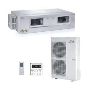 Инверторный тепловой насос Cooper&Hunter CH-ID12NK4 / CH-IU12NK4 NORDIC Commercial