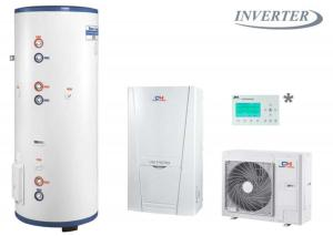 Инверторный тепловой насос Cooper&Hunter CH-HP14SINK UNITHERM (Воздух-Вода)