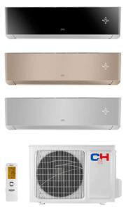 Бытовой тепловой насос Cooper&Hunter CH-S18FTXAM2S-BL/SC/GD серия SUPREME