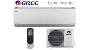 Сплит-система бытовая Gree GWH07QA-K3DNC2C серия LOMO DC Inverter