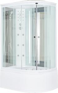 Душевая кабина Niagara NG-710 L прозрачное стекло с полоской