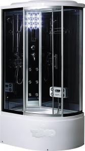 Душевая кабина Timo Standart T-1110 L тонированное стекло с гидромассажем