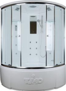 Душевая кабина Timo Lux T-7755 с ванной и гидромассажем
