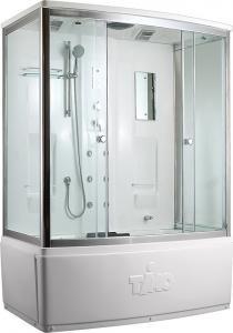 Душевая кабина Timo Lux T-7750 с ванной и гидромассажем