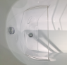 Душевой бокс Am.Pm Sense W75B-170S085WTA 170х85 с баней
